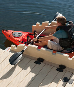 Kayak Launch New Ez Dock Product For 2017